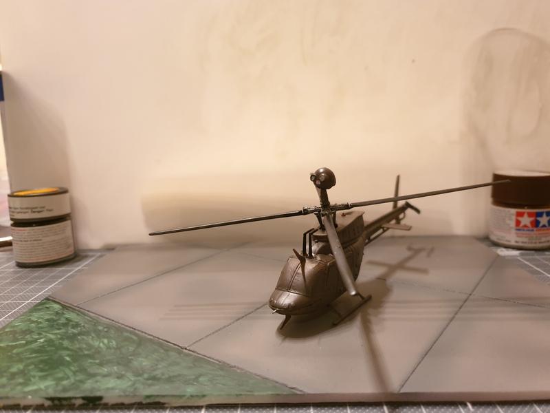 "Bell OH-58D ""Kiowa"" - Revell - 1/72 19041208483824268716197591"