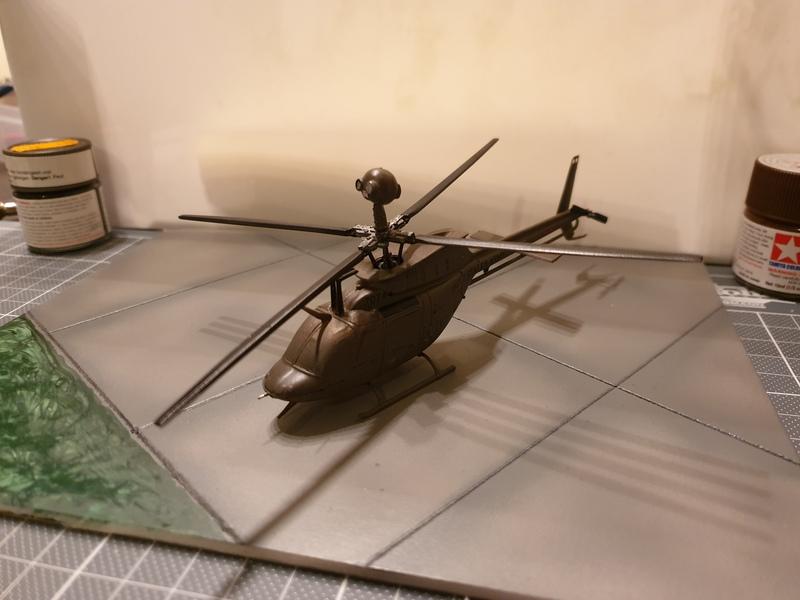 "Bell OH-58D ""Kiowa"" - Revell - 1/72 19041208483824268716197592"
