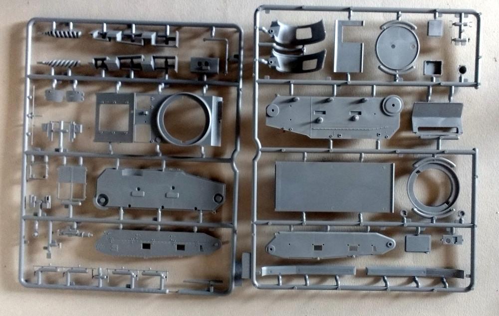 Leichttraktor [ICM 1/35] 19041304110823099316198422
