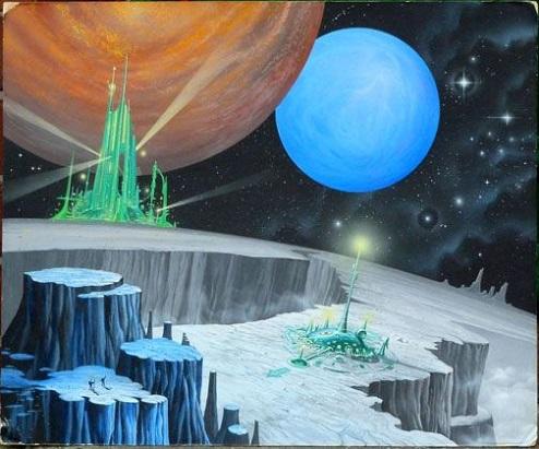 VOIX D'OUTRE-ESPACE - L'Homme de Mars dans Voix d'outre-espace 19041512554215263616200109