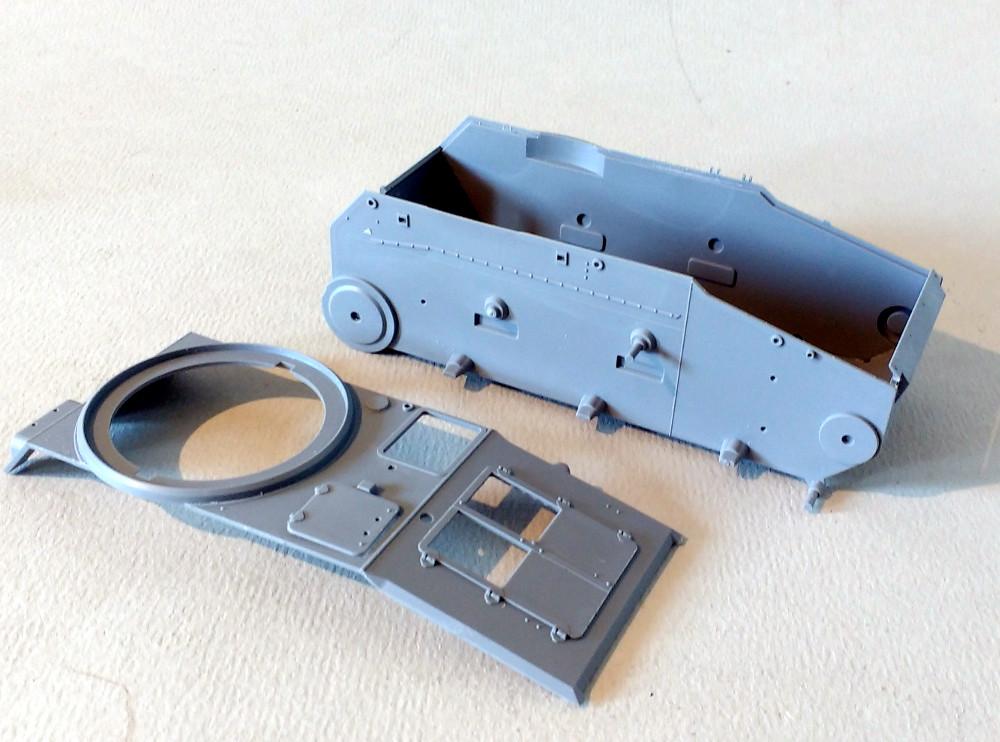 Leichttraktor [ICM 1/35] 19041611543623099316202001