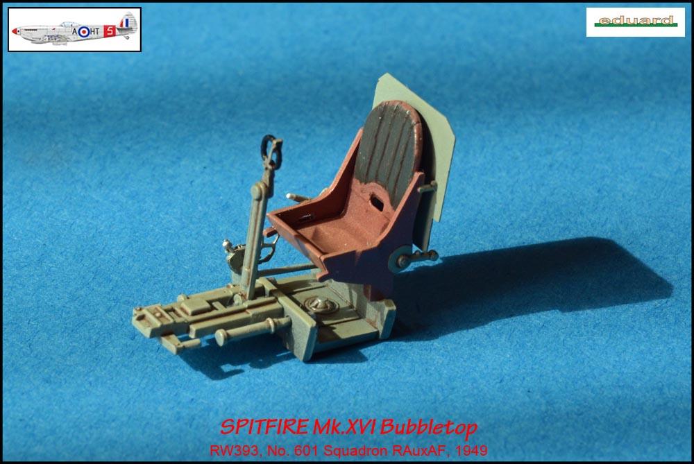 Spitfire Mk. XVI Bubbletop ÷ Eduard 8285 ÷ 1/48 - Page 2 1904171000215585016203224