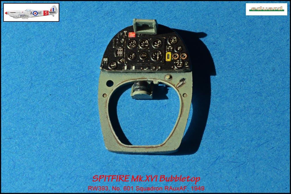 Spitfire Mk. XVI Bubbletop ÷ Eduard 8285 ÷ 1/48 - Page 2 1904171000245585016203226