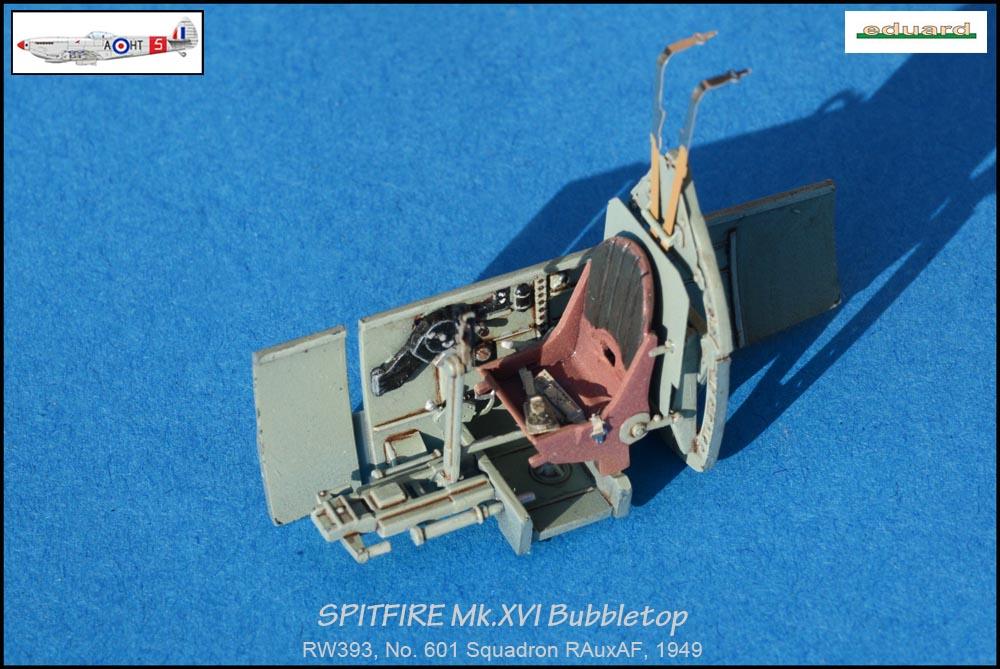 Spitfire Mk. XVI Bubbletop ÷ Eduard 8285 ÷ 1/48 - Page 2 1904190853155585016205721