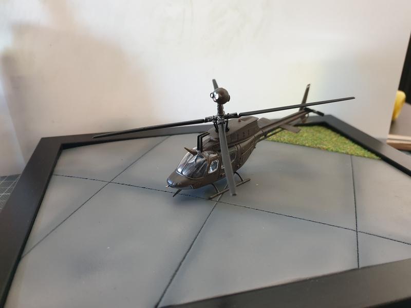 "Bell OH-58D ""Kiowa"" - Revell - 1/72 19041909200824268716204936"