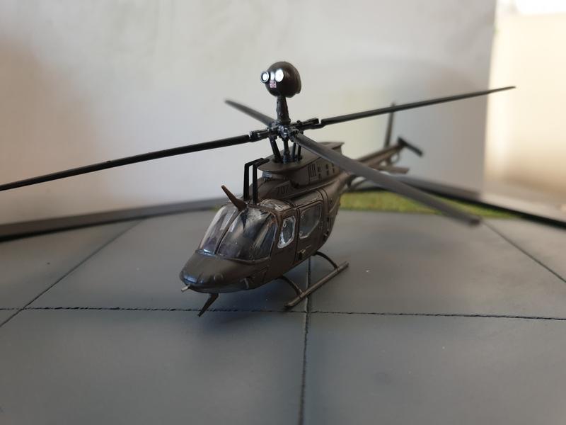 "Bell OH-58D ""Kiowa"" - Revell - 1/72 19041909200924268716204937"