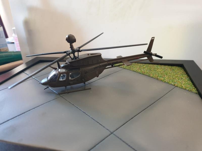 "Bell OH-58D ""Kiowa"" - Revell - 1/72 19041909201024268716204938"