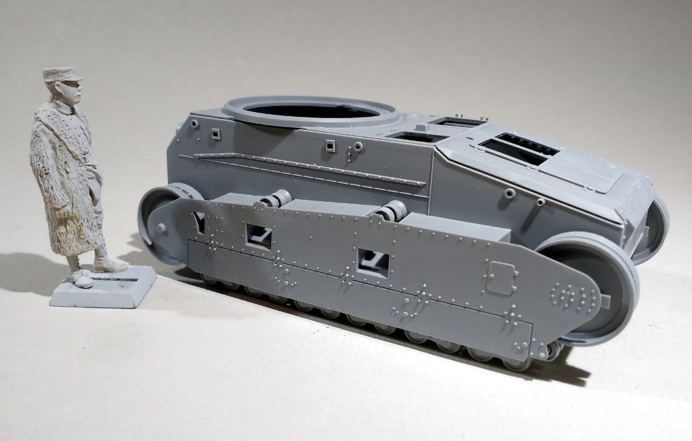 Leichttraktor [ICM 1/35] 19041909525023099316205770