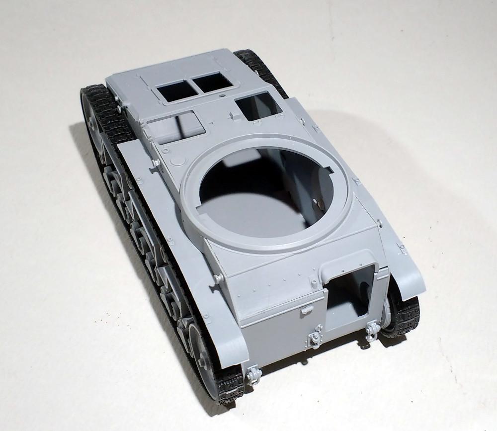 Leichttraktor [ICM 1/35] 19041909525323099316205772