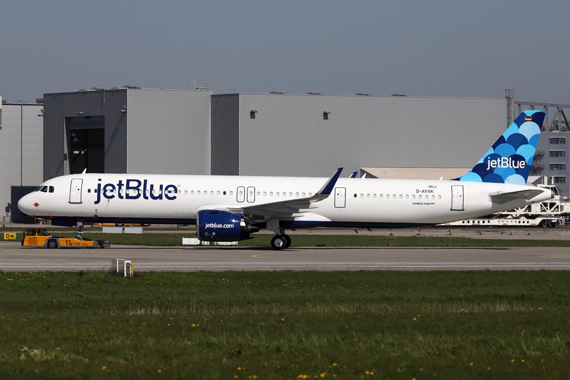 1741 A321N D-AVXK Jet Blue
