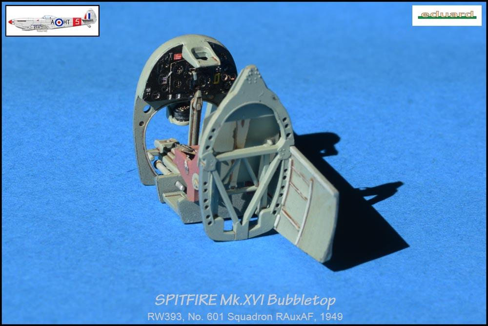 Spitfire Mk. XVI Bubbletop ÷ Eduard 8285 ÷ 1/48 - Page 2 1904210627115585016207684
