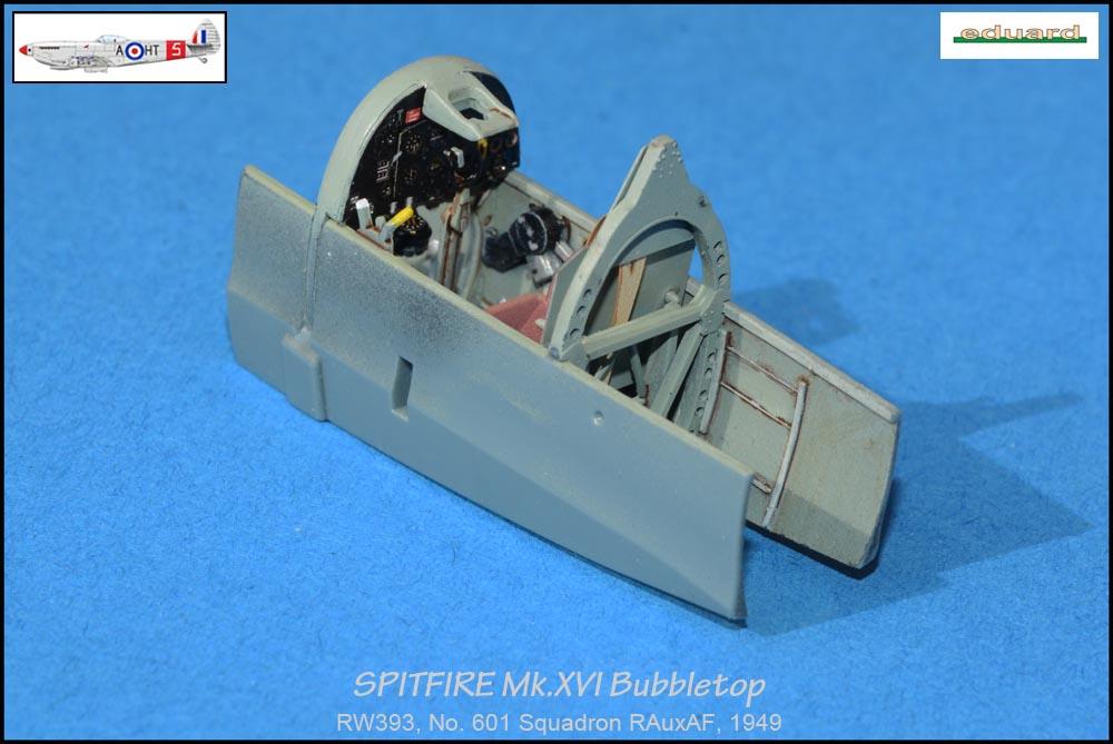 Spitfire Mk. XVI Bubbletop ÷ Eduard 8285 ÷ 1/48 - Page 2 1904210949055585016207898