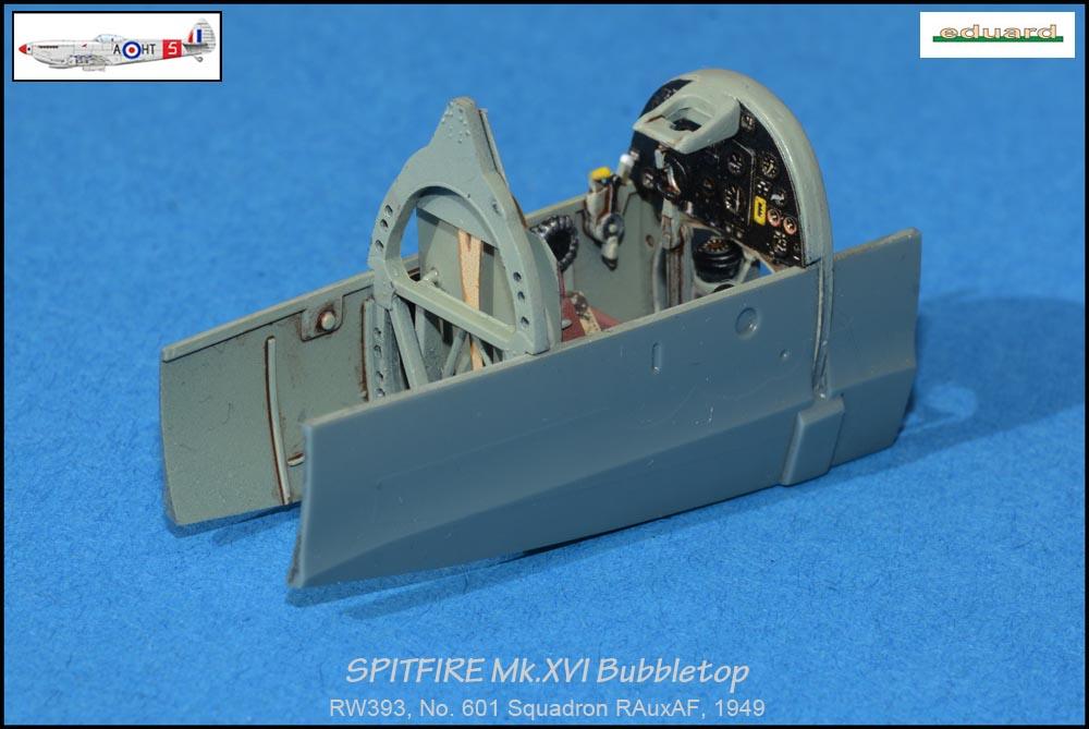 Spitfire Mk. XVI Bubbletop ÷ Eduard 8285 ÷ 1/48 - Page 2 1904210949065585016207899