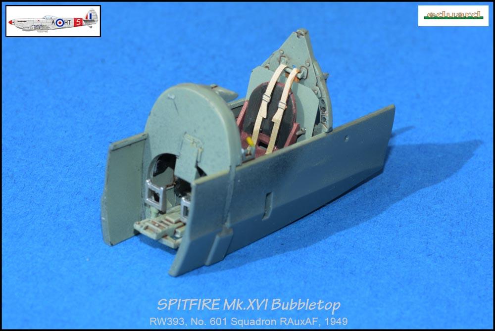 Spitfire Mk. XVI Bubbletop ÷ Eduard 8285 ÷ 1/48 - Page 2 1904210949075585016207900