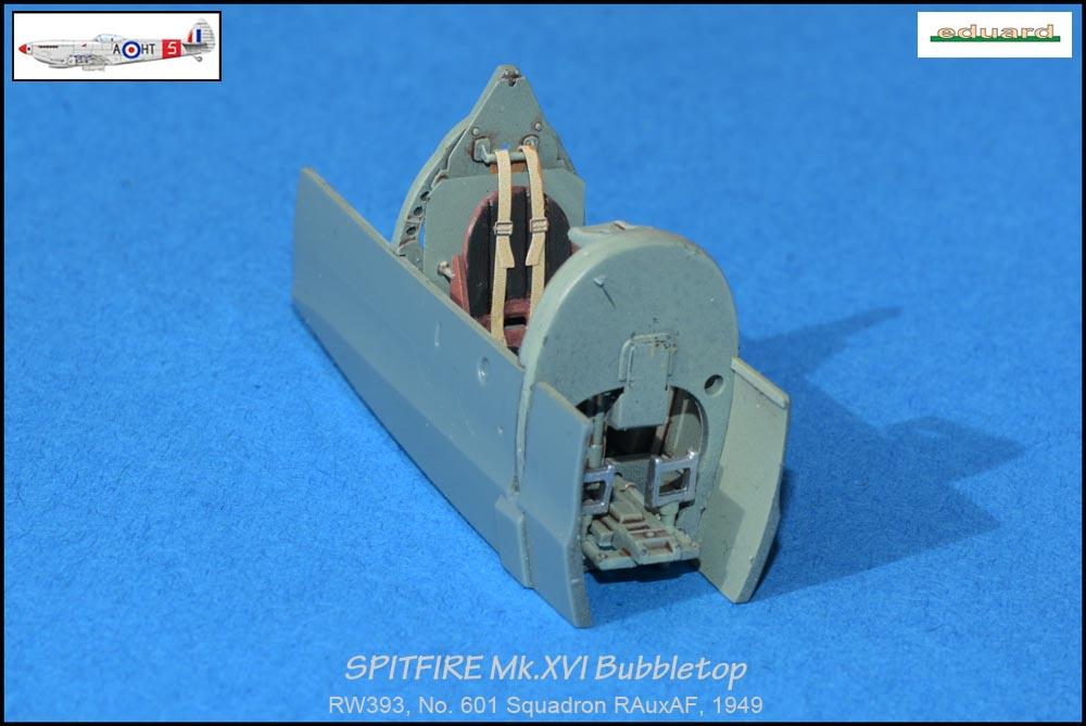 Spitfire Mk. XVI Bubbletop ÷ Eduard 8285 ÷ 1/48 - Page 2 1904210949085585016207901