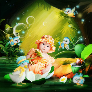 EASTER TO FAIRYWORLD - jeudi 25 avril / thursday april 25th 19042512093219599816211765