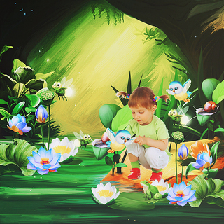 EASTER TO FAIRYWORLD - jeudi 25 avril / thursday april 25th 19042512093619599816211766