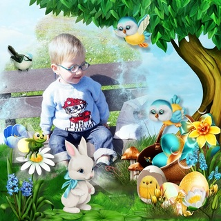 EASTER TO FAIRYWORLD - jeudi 25 avril / thursday april 25th 19042512093619599816211767