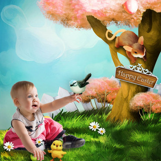 EASTER TO FAIRYWORLD - jeudi 25 avril / thursday april 25th 19042512094319599816211771