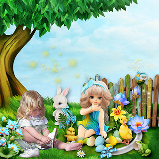 EASTER TO FAIRYWORLD - jeudi 25 avril / thursday april 25th 19042512094619599816211773