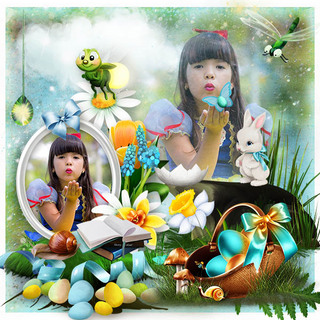 EASTER TO FAIRYWORLD - jeudi 25 avril / thursday april 25th 19042512095219599816211776