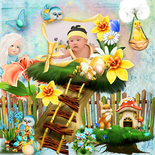 EASTER TO FAIRYWORLD - jeudi 25 avril / thursday april 25th 19042512095219599816211777