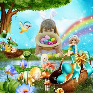 EASTER TO FAIRYWORLD - jeudi 25 avril / thursday april 25th 19042512095319599816211778