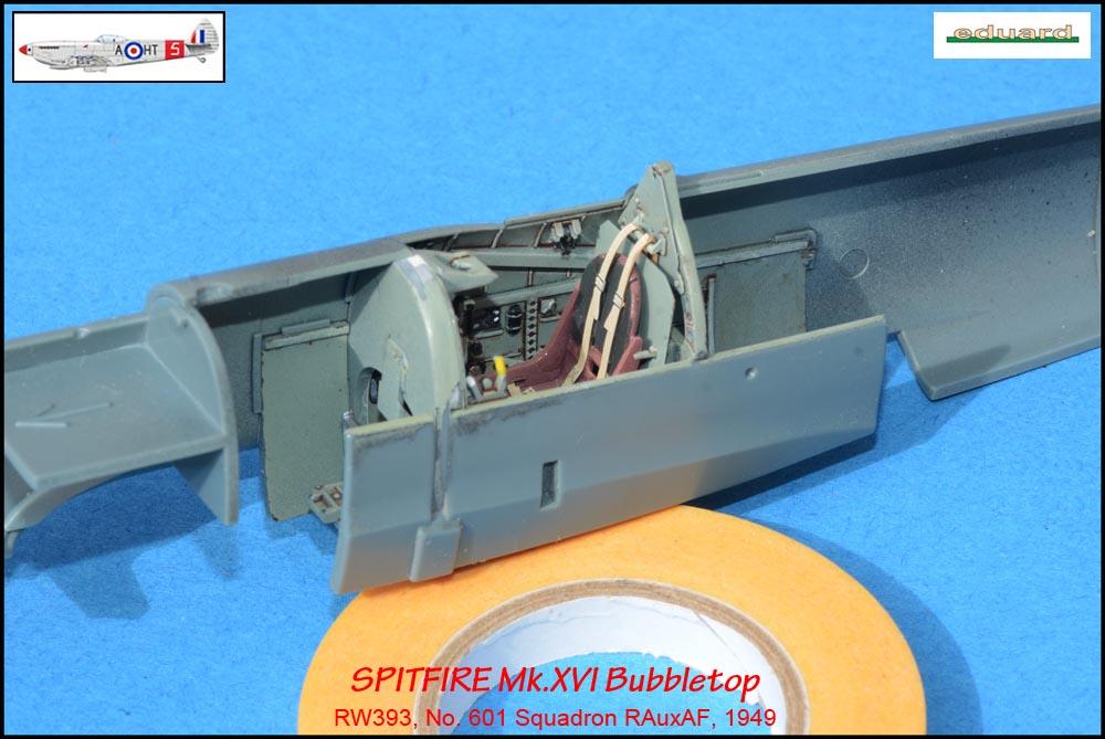 Spitfire Mk. XVI Bubbletop ÷ Eduard 8285 ÷ 1/48 - Page 2 1904271121205585016214330