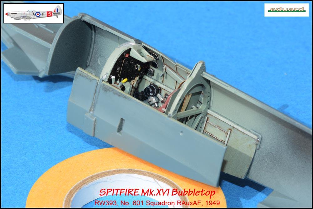 Spitfire Mk. XVI Bubbletop ÷ Eduard 8285 ÷ 1/48 - Page 2 1904271121205585016214331