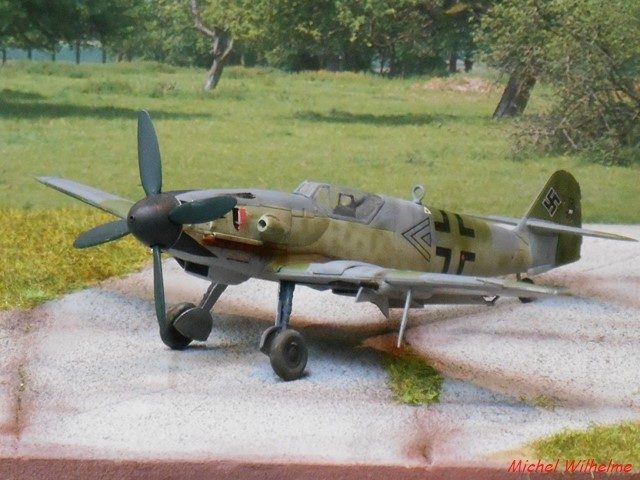 MESSERSCHMITT 109  K14     AZ MODEL 1904290243185625616216791