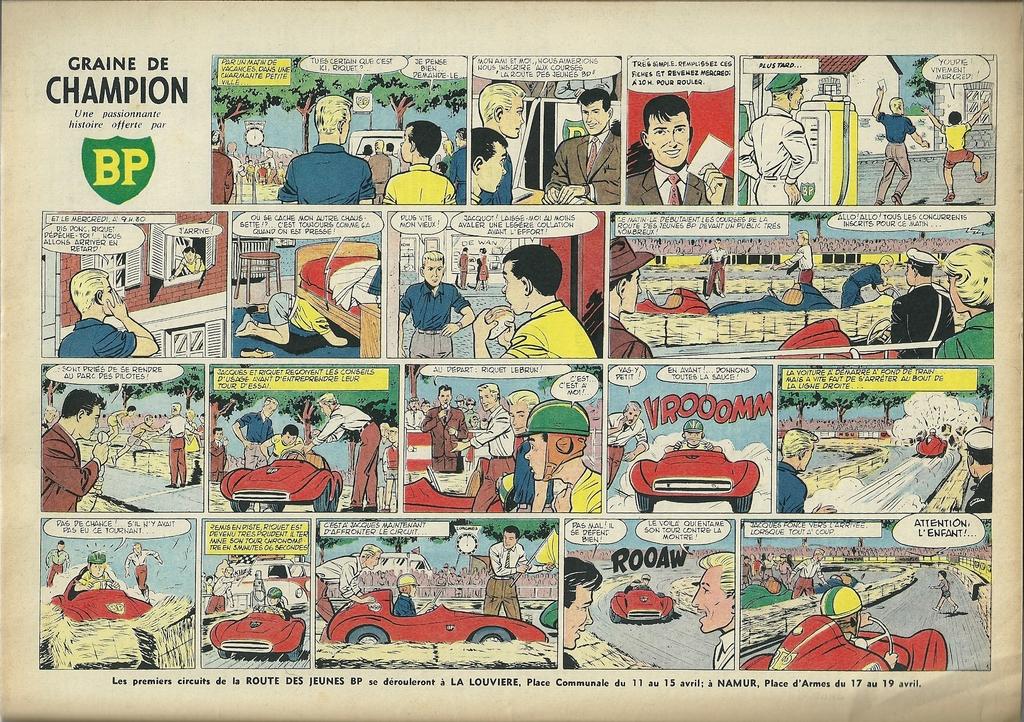 Graine de champion 02, Tintin 1962 - 15