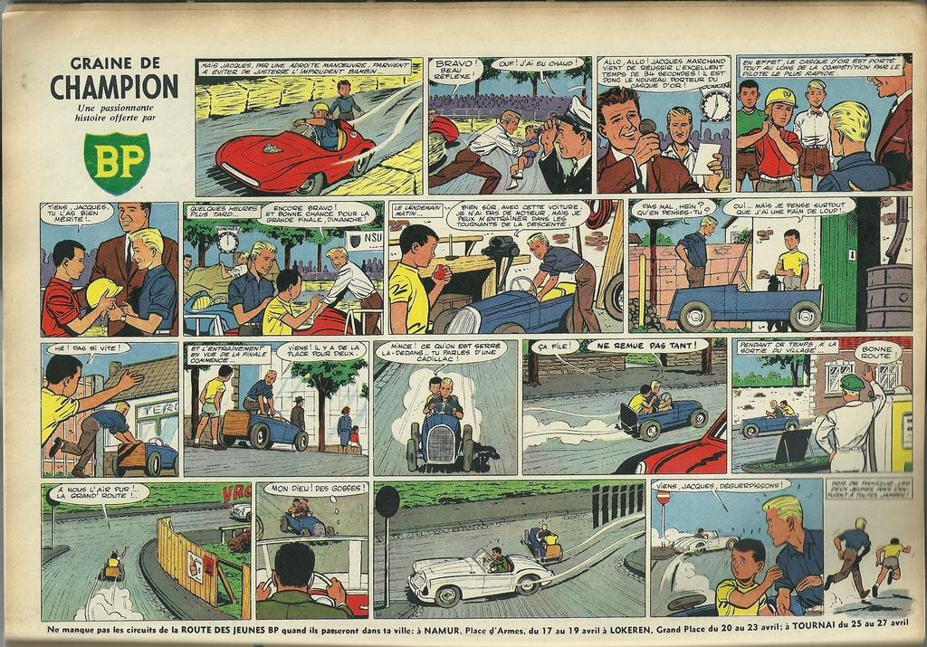Graine de champion 03, Tintin 1962 - 16