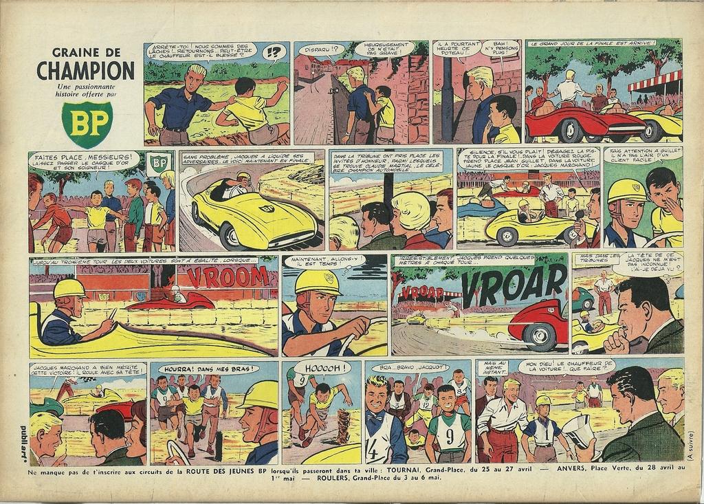 Graine de champion 04, Tintin 1962 - 17