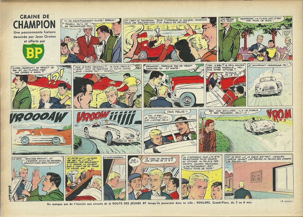 Graine de champion 05, Tintin 1962 - 18