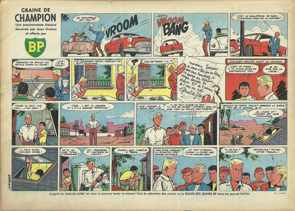 Graine de champion 09, Tintin 1962 - 22