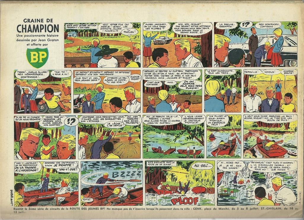Graine de champion 12, Tintin 1962 - 25