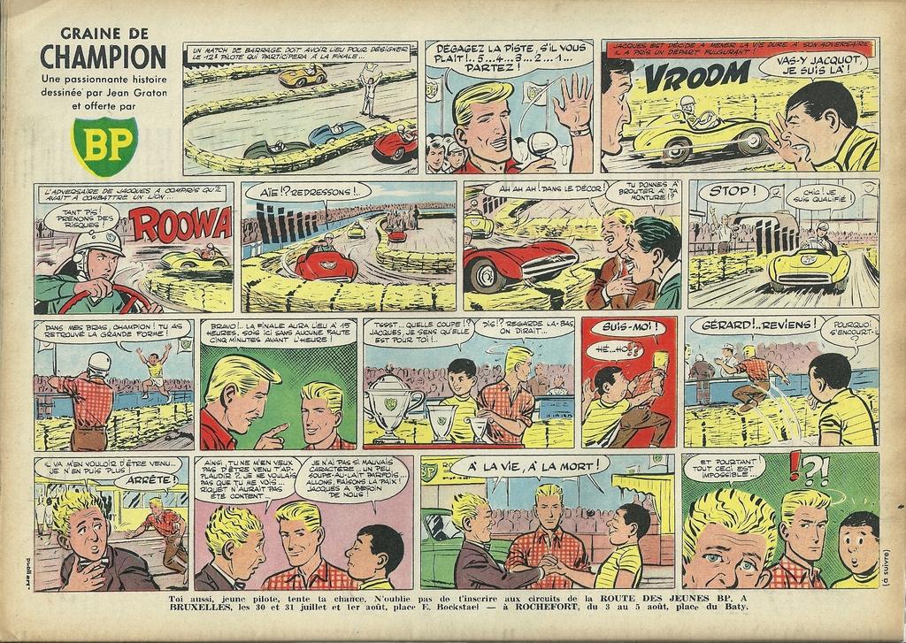 Graine de champion 18, Tintin 1962 - 31
