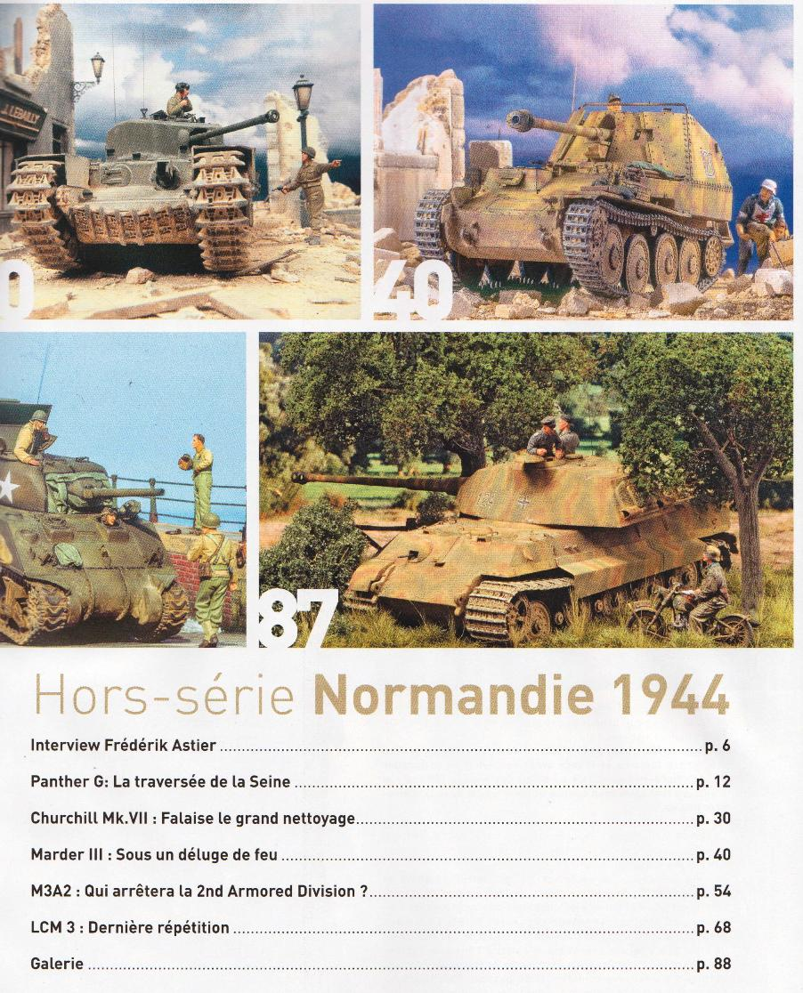 """Steel-Masters Hors-Série N°1, """"Il y a 75 ans, le débarquement de Normandie"""". 1905050423299210116225109"""