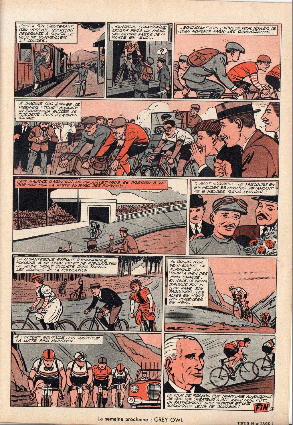 Comment naquit le Tour de France (4)