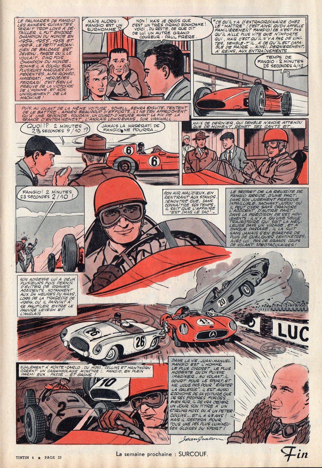 Fangio champion du monde (4)