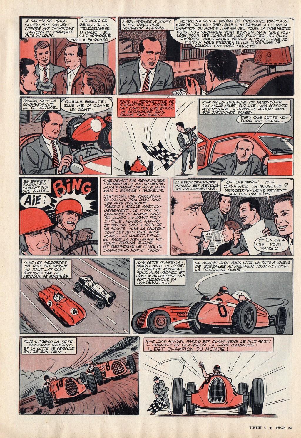 Fangio champion du monde (3)