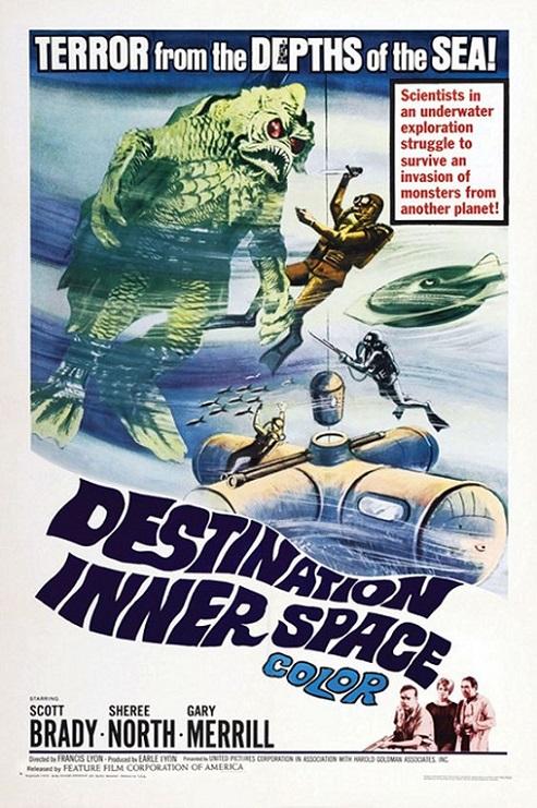 VIDÉO - Destination Inner Space (1966) dans Cineteek 19050708022515263616226898