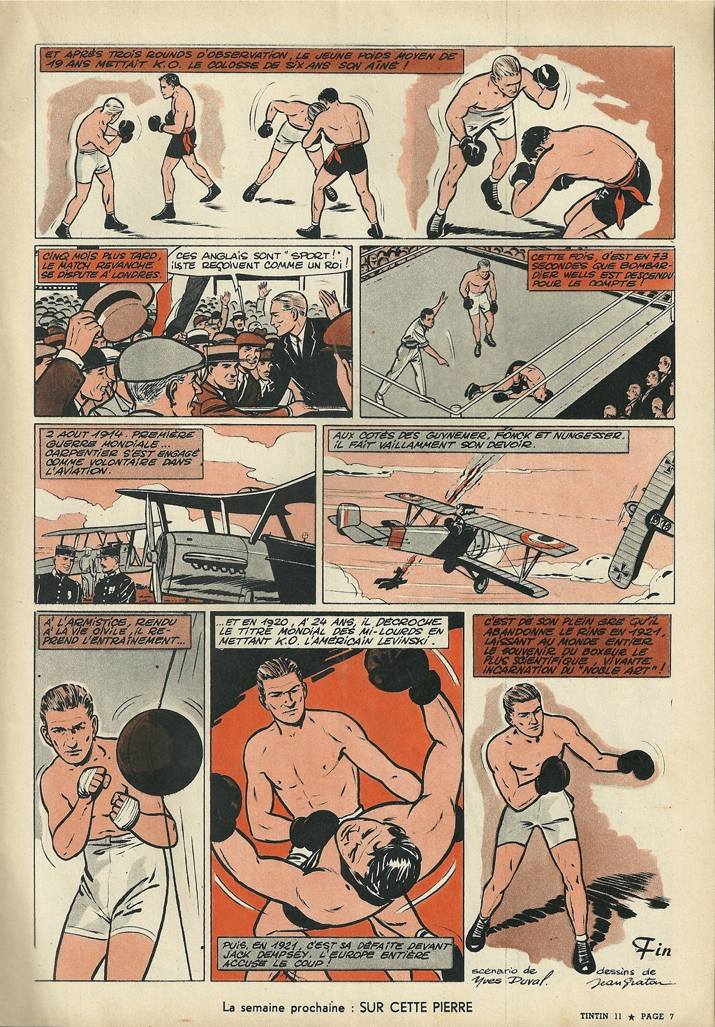 Georges Carpentier (4)