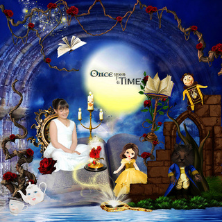 ONCE UPON A TIME THE BEAUTY AND THE BEAST - jeudi 9 mai / thursday may 9th 19050910431019599816230039