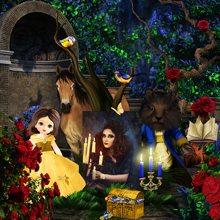 ONCE UPON A TIME THE BEAUTY AND THE BEAST - jeudi 9 mai / thursday may 9th 19050910434219599816230049