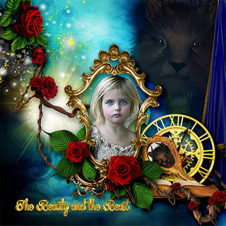 ONCE UPON A TIME THE BEAUTY AND THE BEAST - jeudi 9 mai / thursday may 9th 19050910434819599816230061