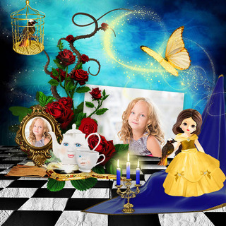 ONCE UPON A TIME THE BEAUTY AND THE BEAST - jeudi 9 mai / thursday may 9th 19050910435519599816230064