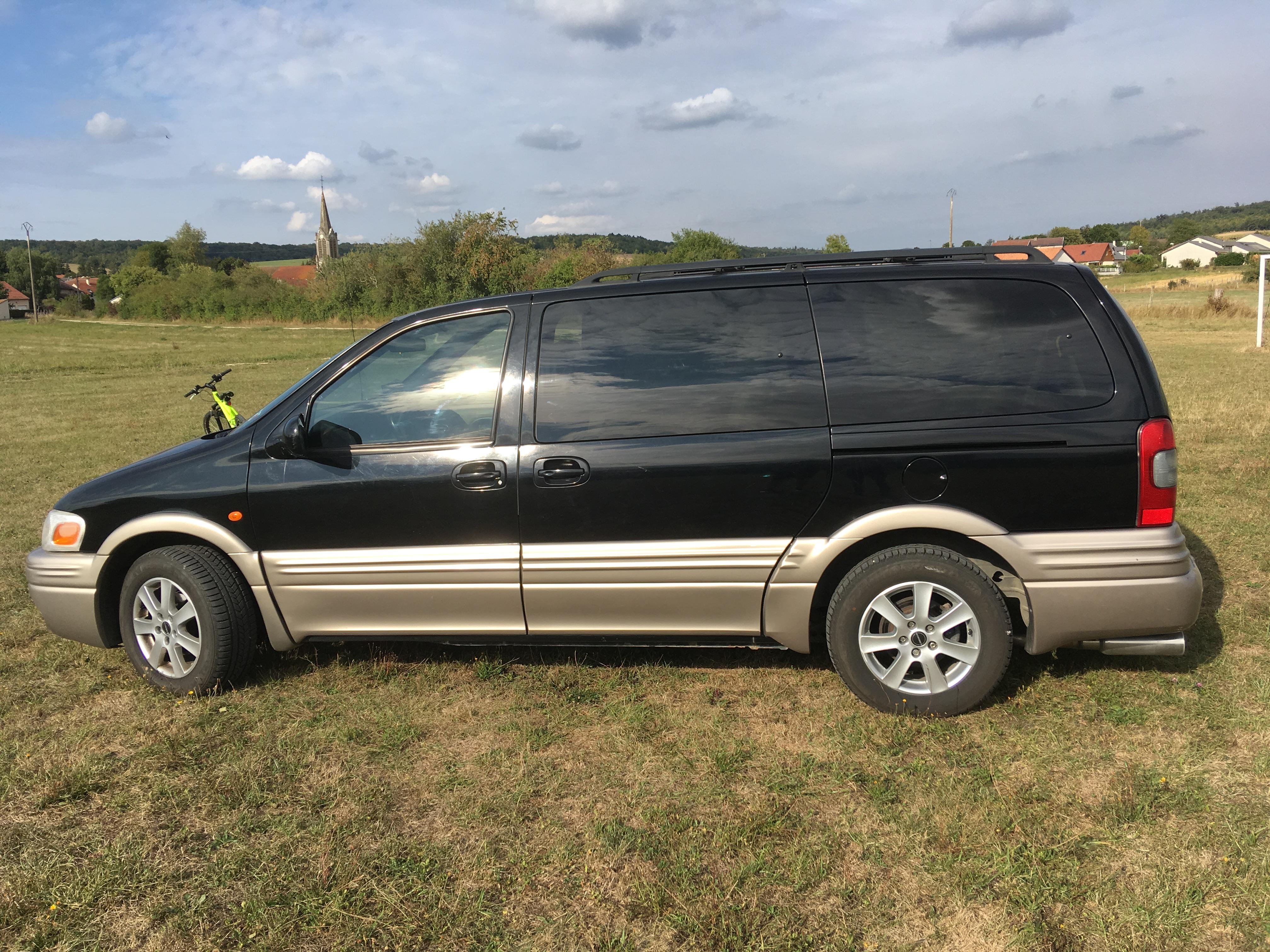 Vends Chevrolet Trans Sport 3.4 V6 de 2003 19050912405316621416230193
