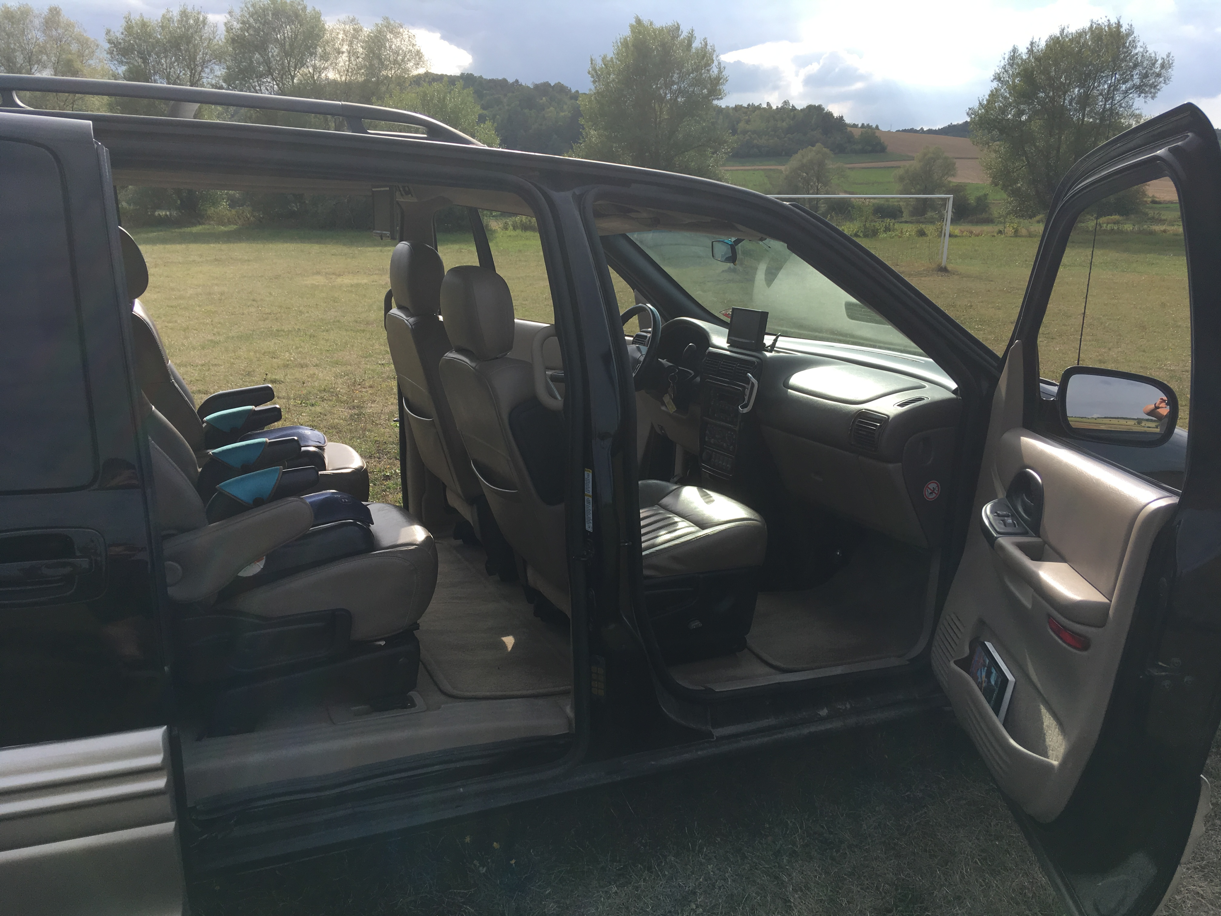 Vends Chevrolet Trans Sport 3.4 V6 de 2003 19050912450916621416230195