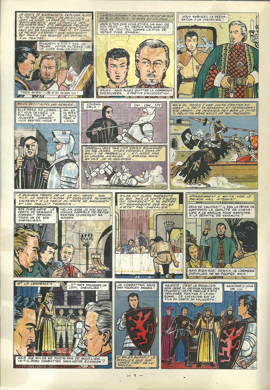Jean Graton - Le bouclier noir 03 - Tintin 1955 - 04